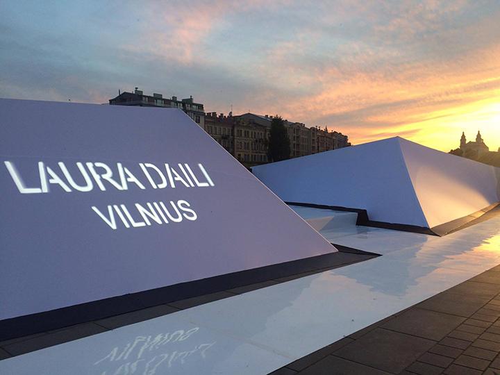 Laura Daili S/S 2017 Vilnius