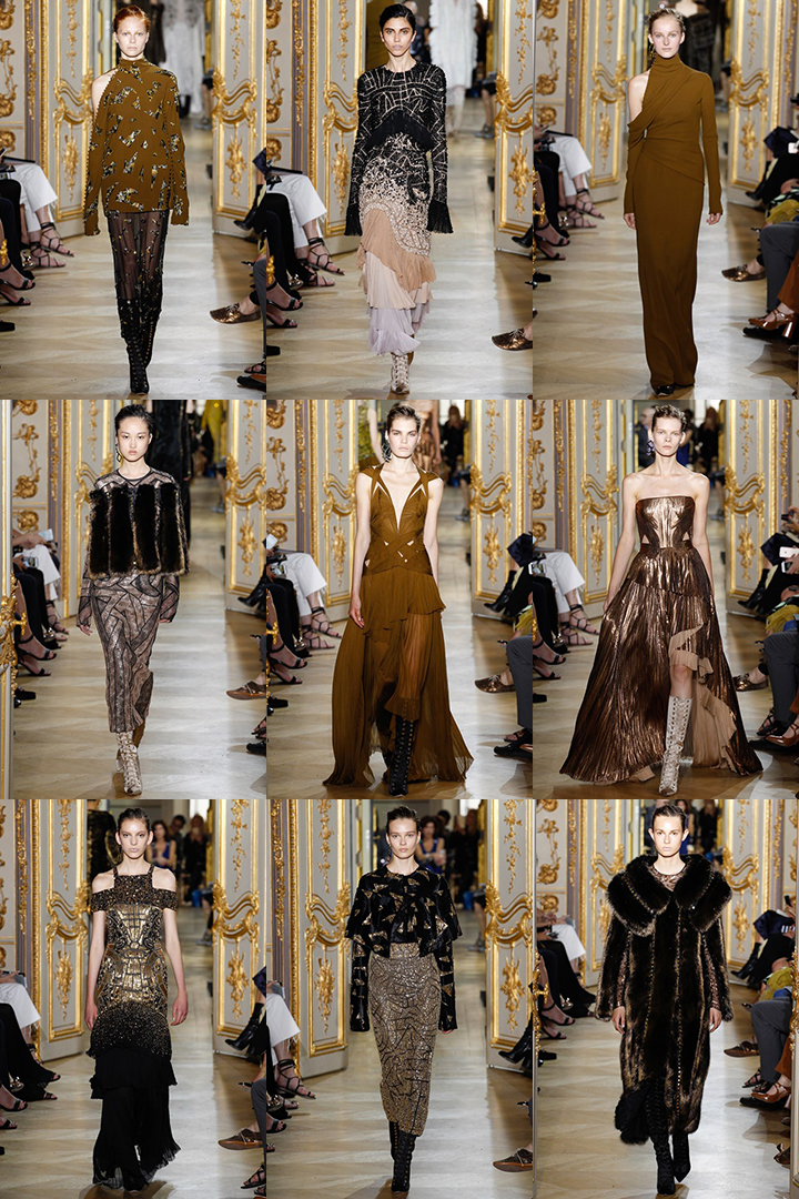 J. Mendel AW 16 Couture