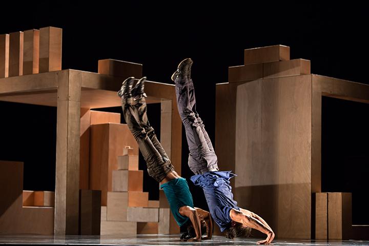 Duo Danse - Sylvain Frappat - SwO magazine