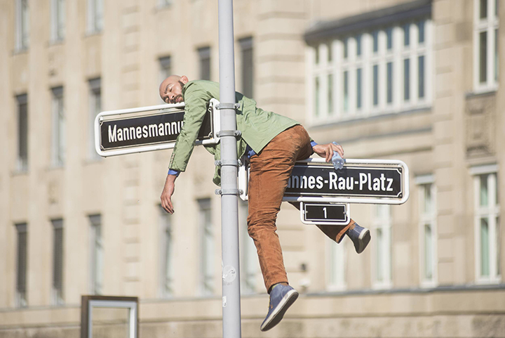 2014 m. Tanzmesse mugė - SwO magazine