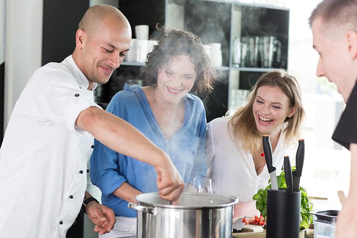Degustacinės vakarienės Vilniuje
