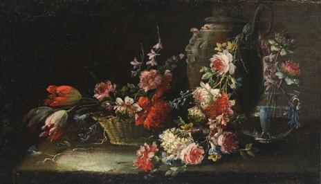 Marijo Nuci dei Fijoris - Gėlės