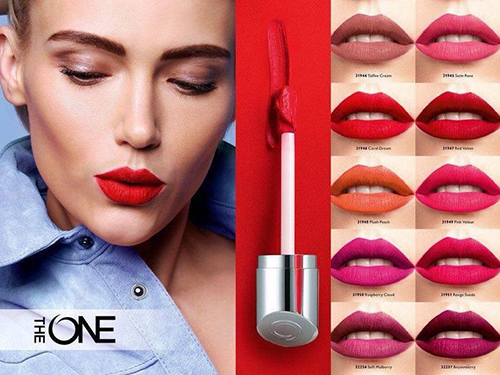 Oriflame - THE ONE LIP SENSATION