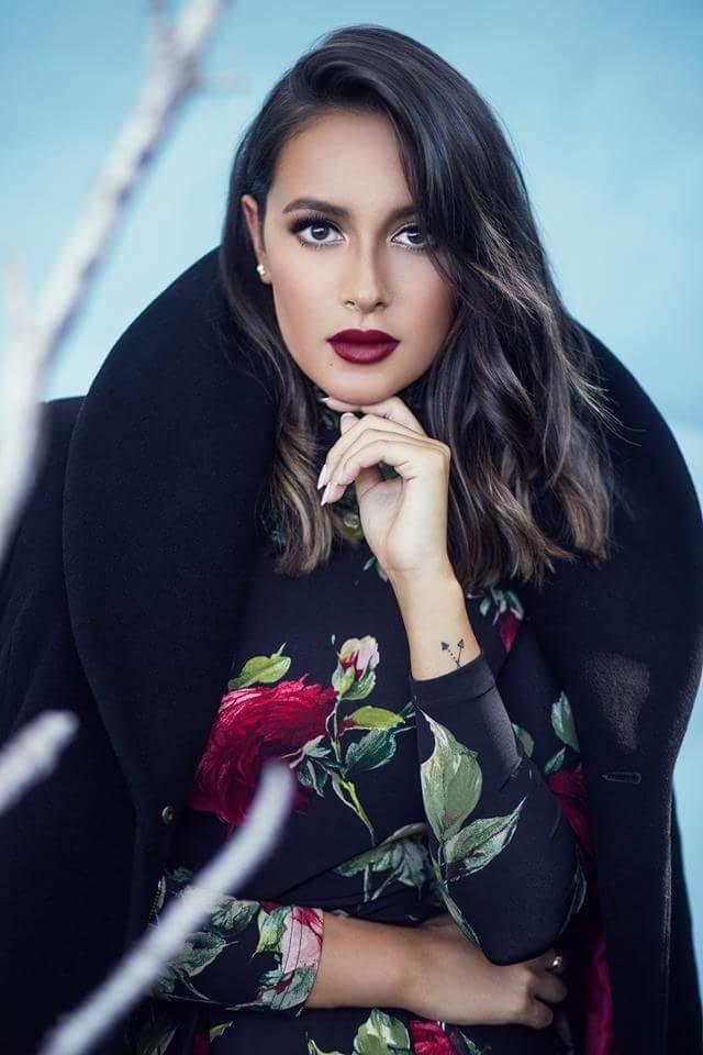 Karolina Meschino - SwO magazine