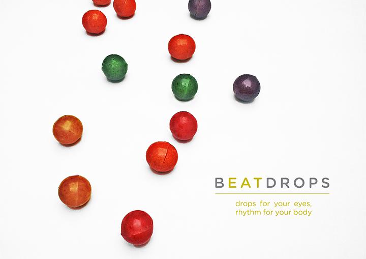 Beat Drops - Barbora Adamonytė-Keidūnė