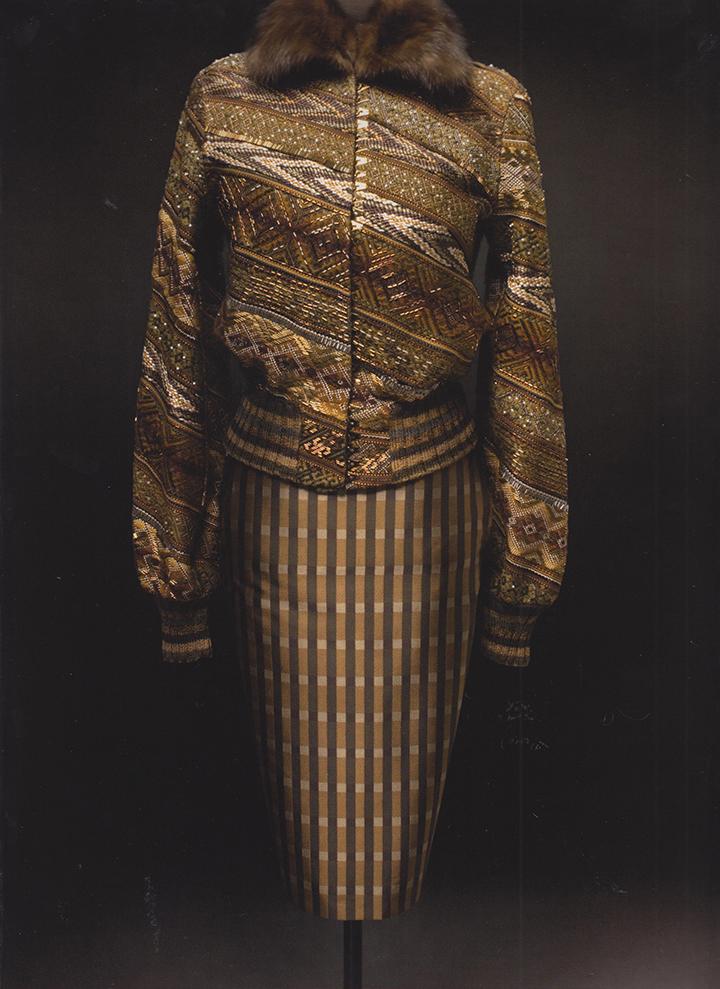 Paryžiuje 2001 metais pristatyta kolekcija - J. Statkevičius