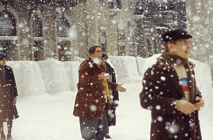 Federico Fellini - Amarcord - SwO magazine