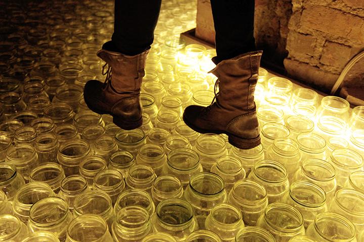 Stiklainių grindys - SwO magazine