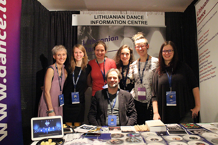 Lietuvos šokio delegacija