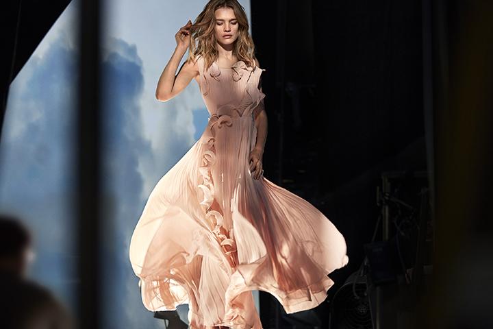 Natalia Vodianova - H&M Conscious Exclusive
