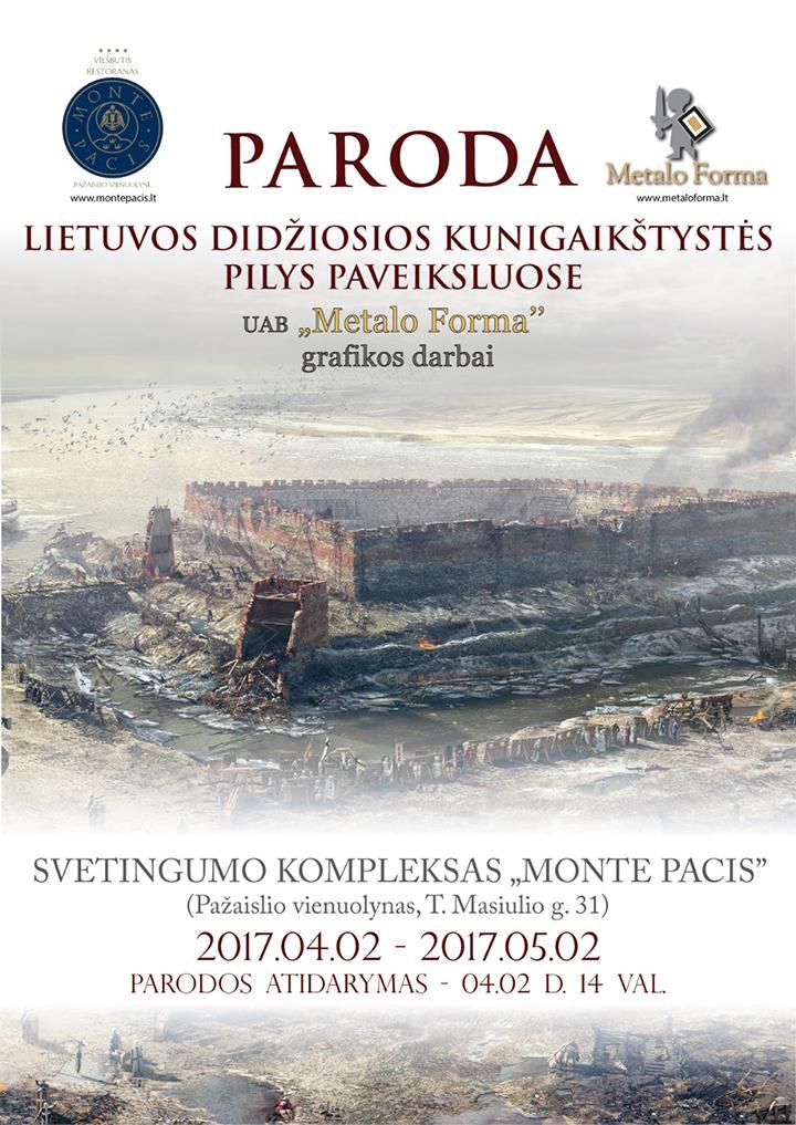 Lietuvos pilys - SwO magazine