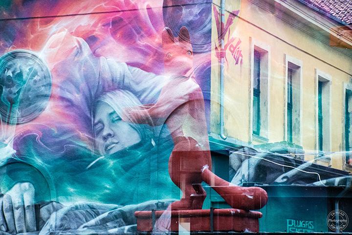 EDIT Klaipėda Street Art