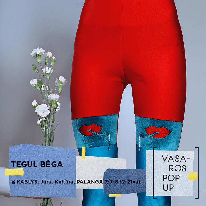 TEGUL BĖGA - SwO magazine