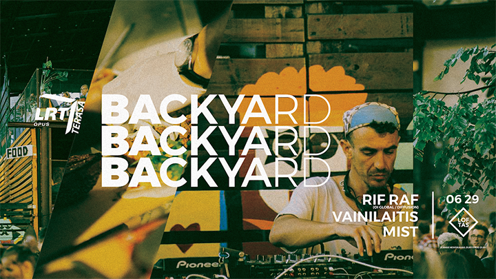 Backyard - Loftas
