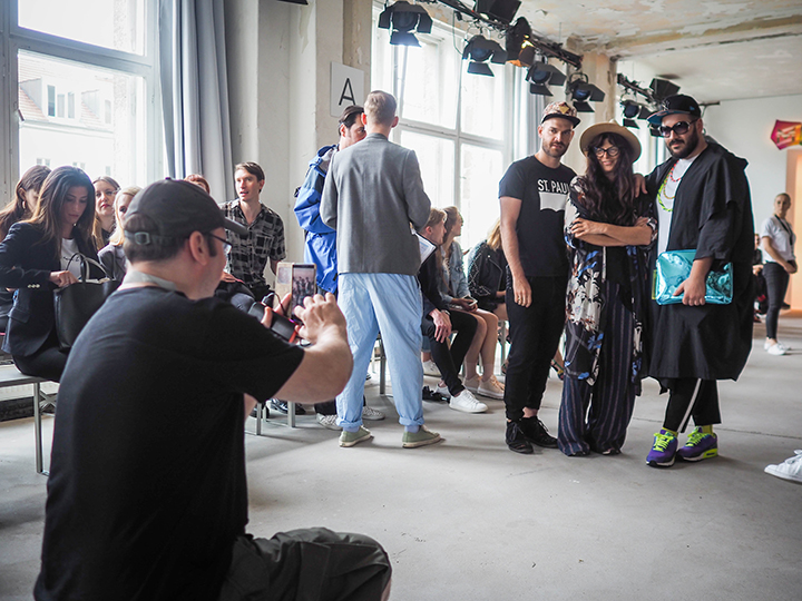 Mercedes-Benz Fashion Week Berlin - SwO magazine