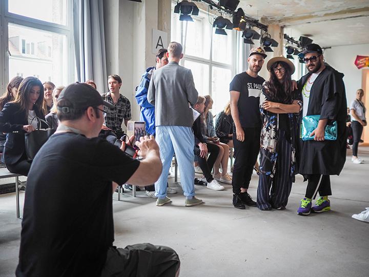 Mercedes-Benz Fashion Week Berlin - SwO magazine