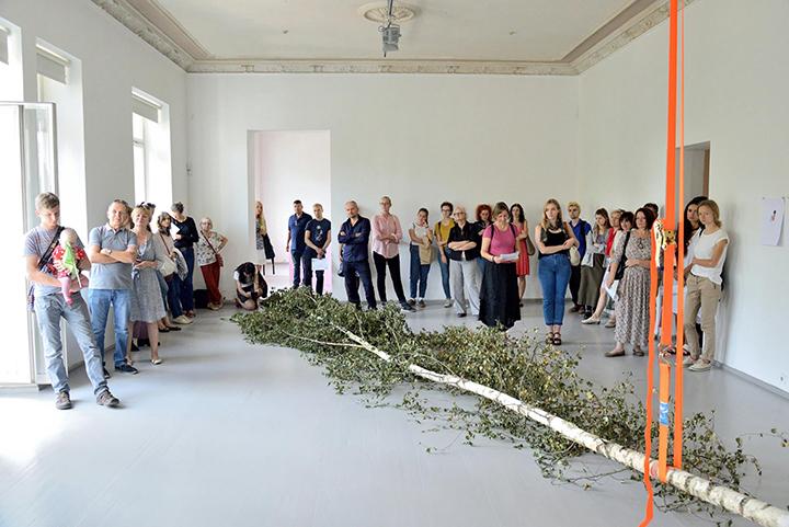 Vilniaus galerijų savaitgalis 2017 - SwO magazine