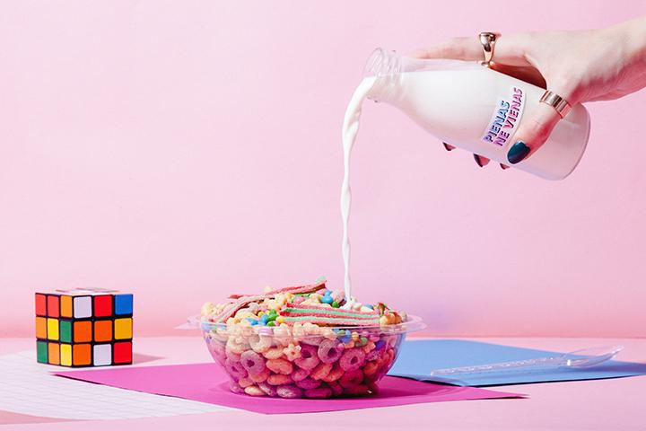 Pienas ne vienas