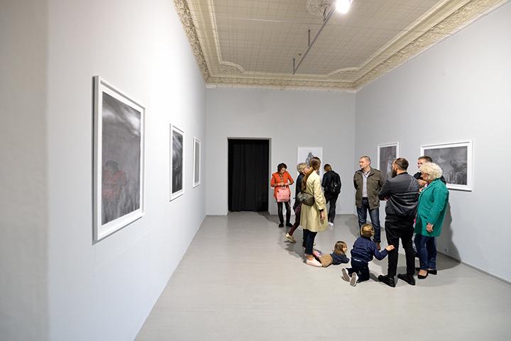 Vilniaus galerijų savaitgalis 2017