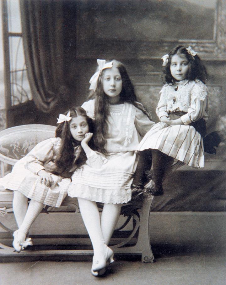 Vaikų pasaulis. XVIII–XX a.