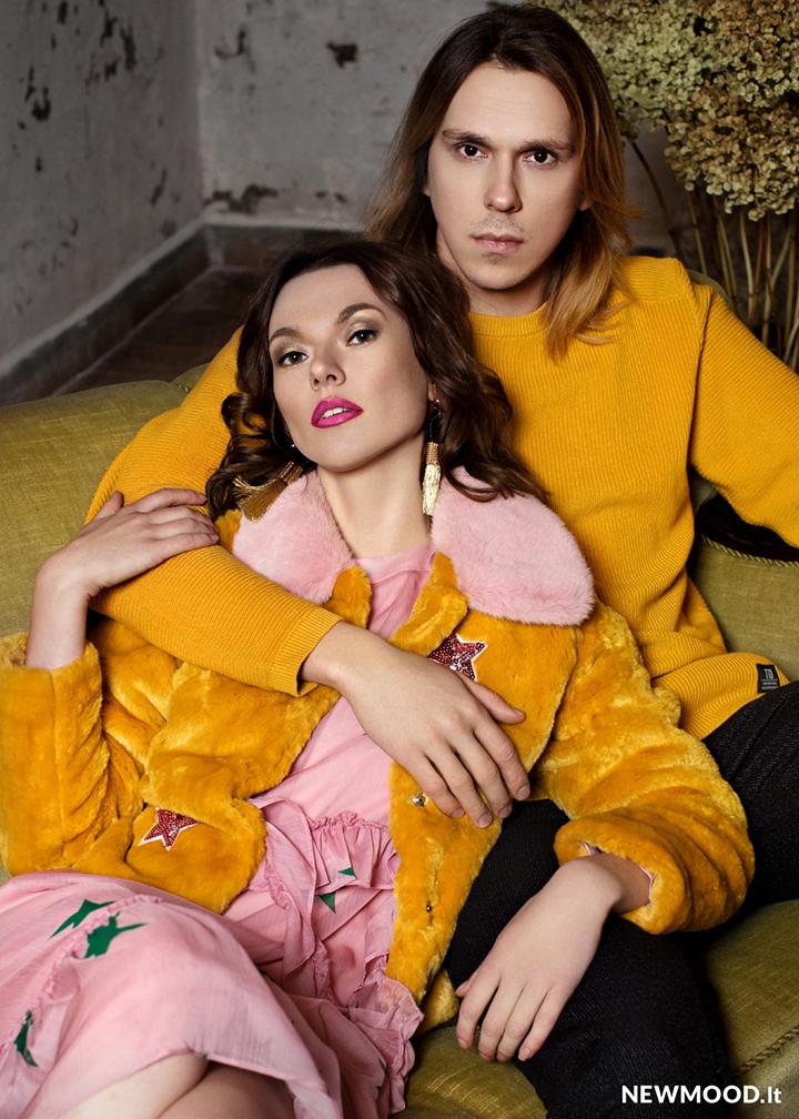 Beata Tiškevič ir Saulius Baradinskas