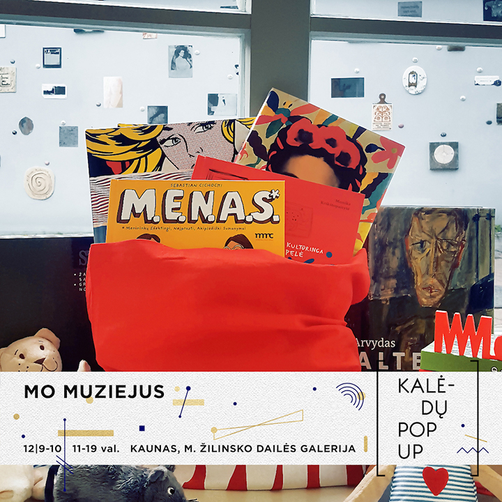 Kalėdų Pop Up - SwO magazine