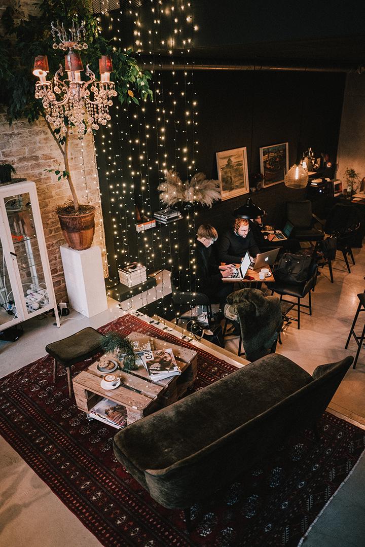 Backstage Cafe - SwO magazine