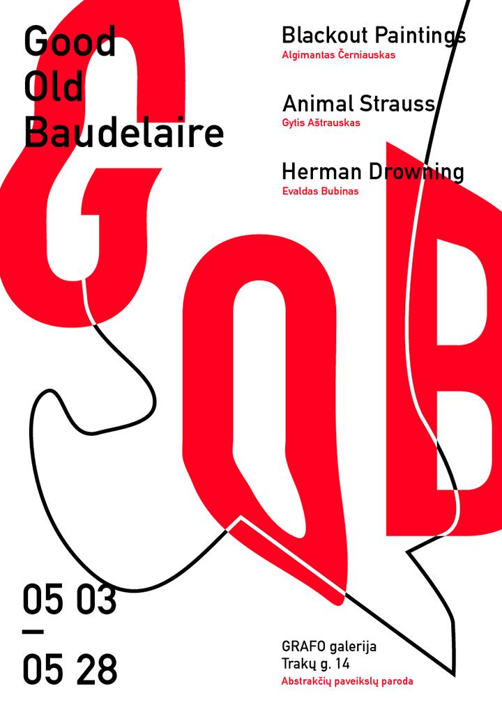 Good Old Baudelaire paroda