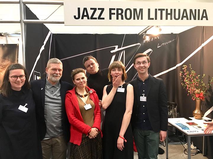 Lietuvos džiazo federacija