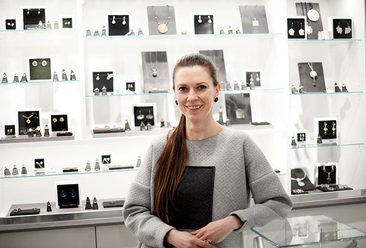 Viktorija Orkinė - SwO magazine