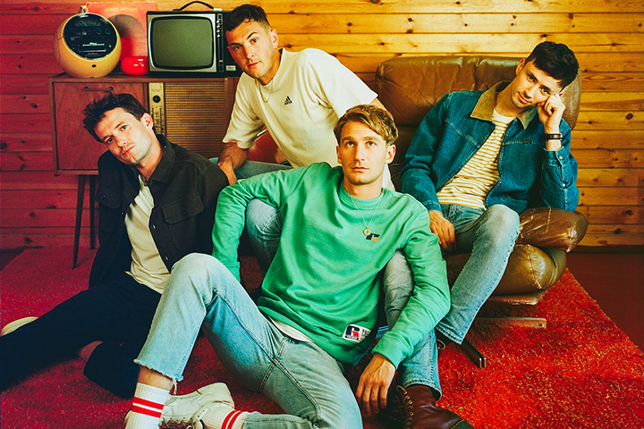 Glass Animals - SwO magazine