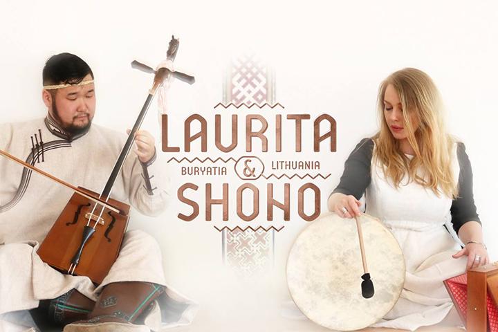 Laurita Peleniūtė ir Aleksandras Shono