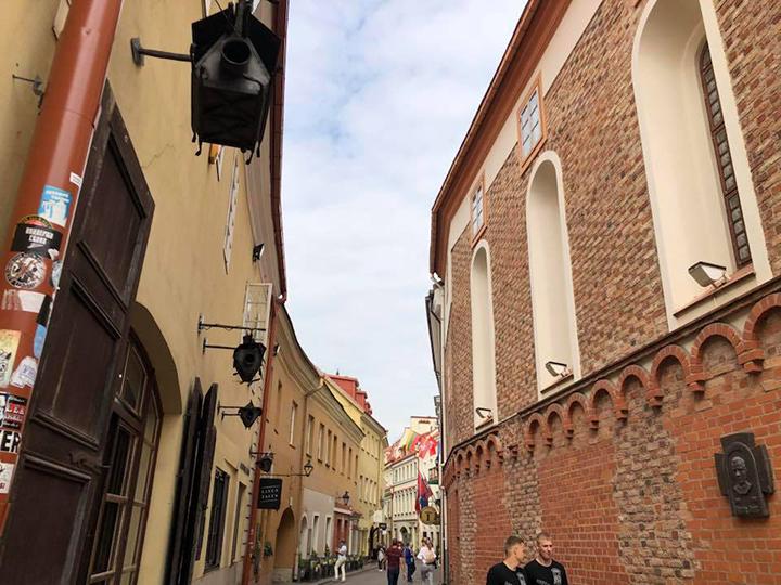 STIKLO KVARTALAS Vilnius