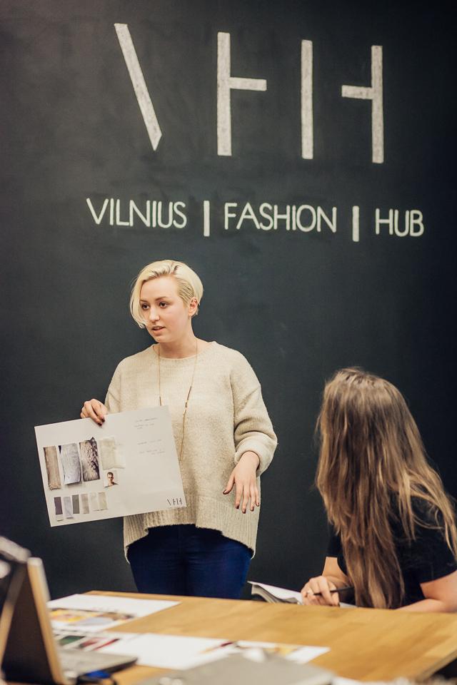 Laura Vagonė - Vilnius Fashion Hub