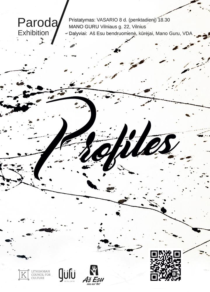 "Paroda ""Profiles"""
