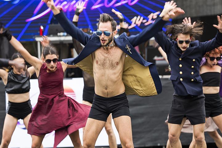 Naujasis Baltijos šokis '19