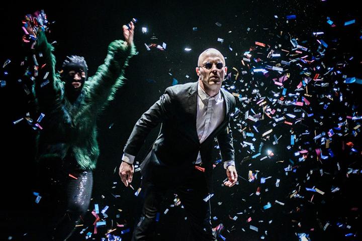 Šiuolaikinio šokio 2018-ieji