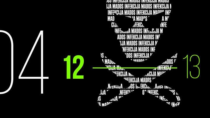 """21-oji """"Mados infekcija"""""""