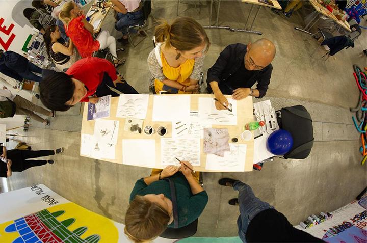Edukacinę programą veda profesionalūs menininkai