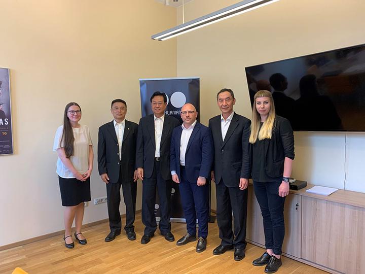 Kinų delegacija