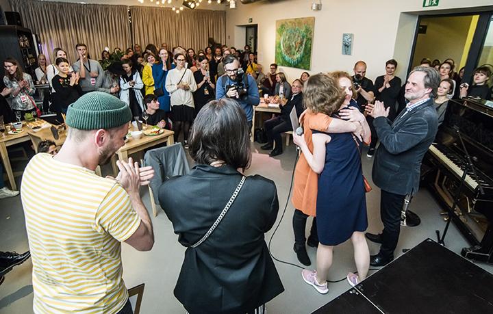 Naujojo Baltijos šokio apdovanojimai