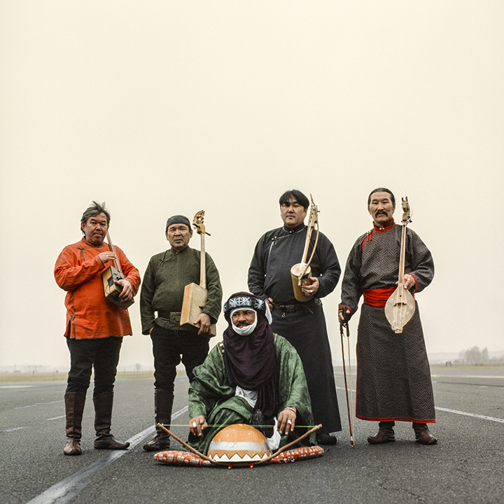 Nomads' Roots BAND