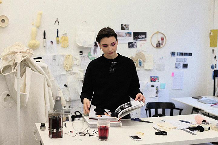 Pokalbis su dizainere Morta Nakaite