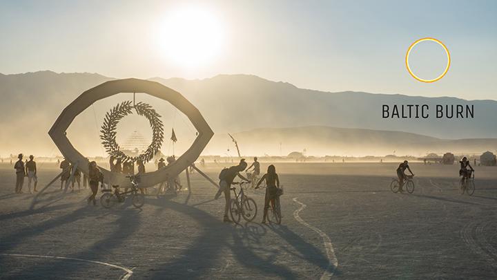 """""""Baltic Burn"""" atneš """"Burning Man"""" dvasią į Lietuvą"""
