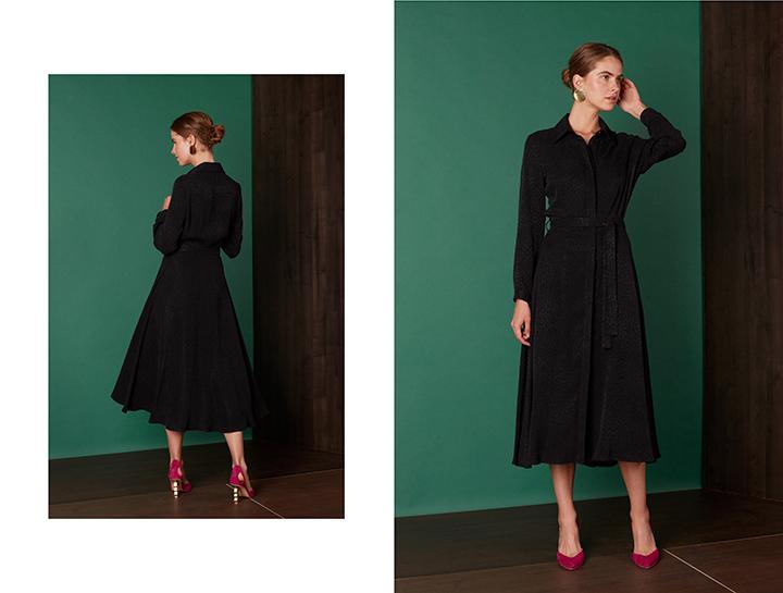 UNDRESS suknelių kolekcija – nerudeniškai ryški