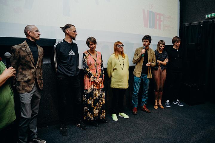 """16-asis Vilniaus dokumentinių filmų festivalis atidarytas filmu """"Nijolė"""""""