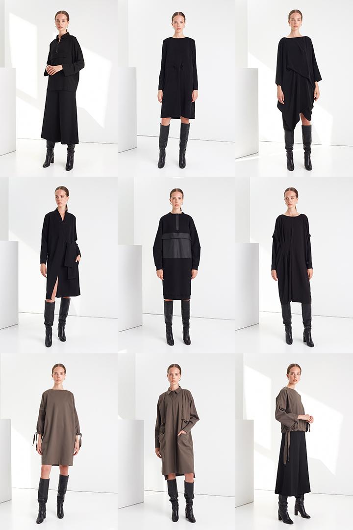 OHMY drabužių kolekcija – visiškoje tyloje