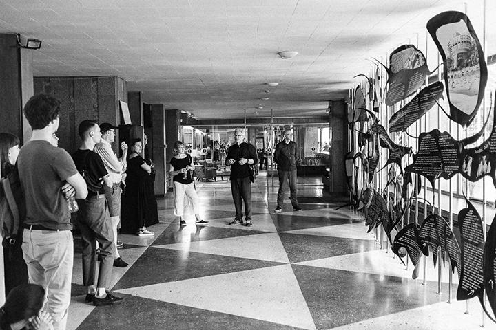Nomeda ir Gediminas Urbonai: menas negali egzistuoti be žiūrovo