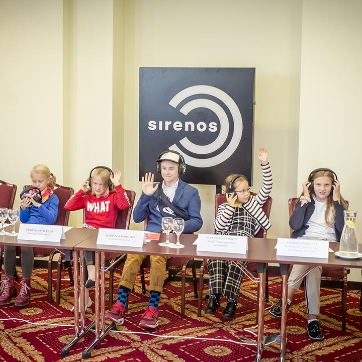 SIRENOS | Vilniaus tarptautinis teatro festivalis