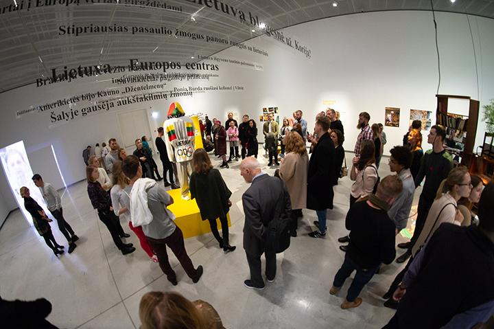 MO muziejus kviečia susipažinti su 90-aisiais atsiradusiomis rūšimis